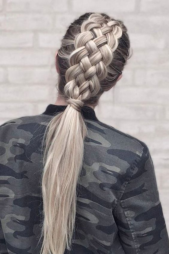 10 Trending Braid Hairstyles K4 Fashion