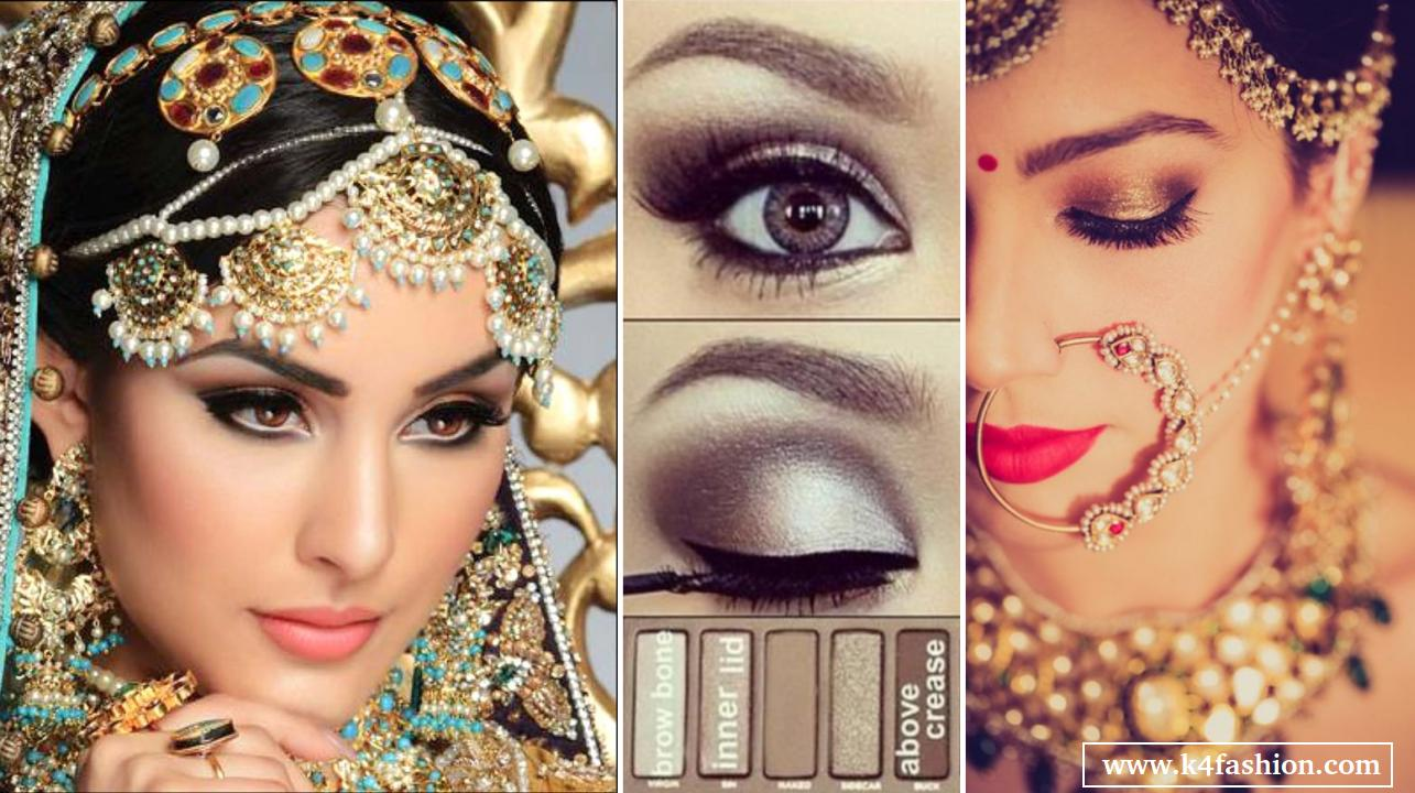 15 Fabulous Bridal Eye Makeup Ideas for Your Big Day