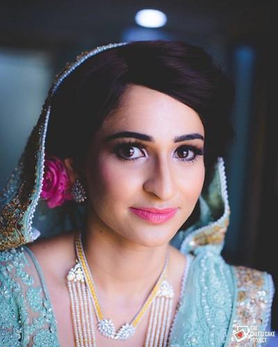 Parasi Bridal Look