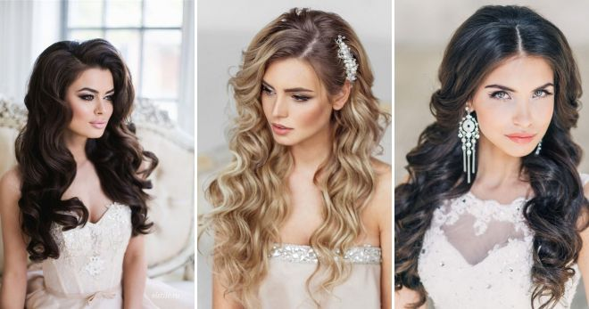 Wedding Hairstyles for Long Loose Hair
