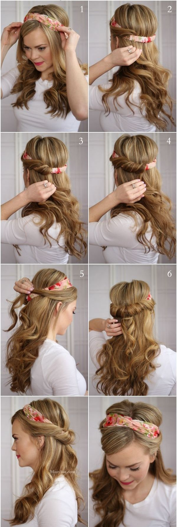 Hairstyling Hacks for Lazy Girl