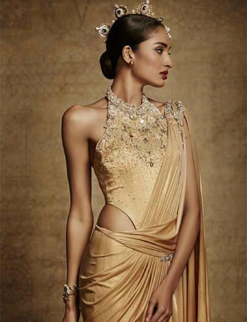Bodysuit blouse design: Amazing and Latest Saree Blouse Designs for Wedding & Party