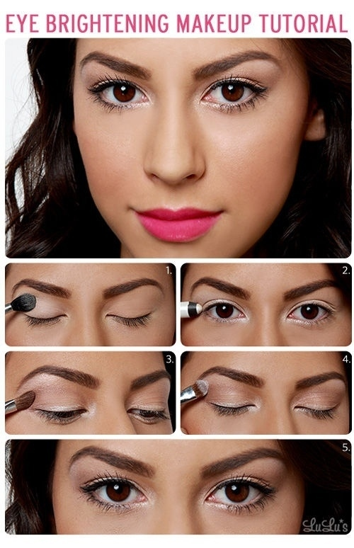 Make-up for the expressiveness of the eyes. Makeup Tutorial for Glamorous and Dramatic Holiday Looks