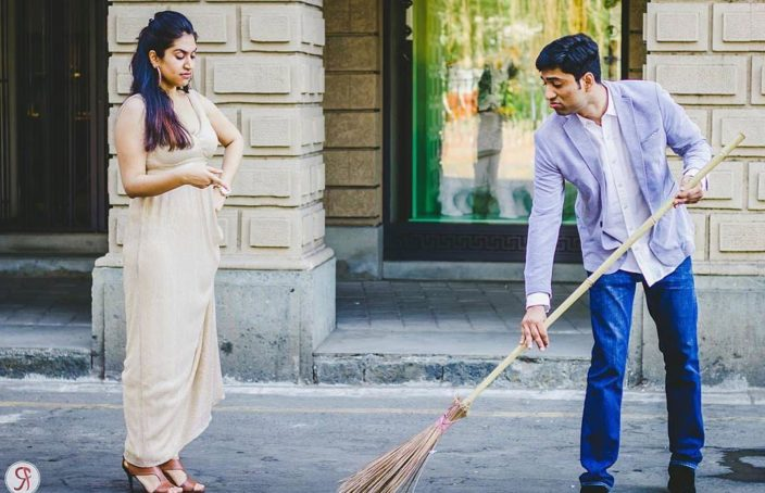 Who's the Boss! Fabulous Pre-Wedding Shoot Ideas for Every Kind Of Couple!