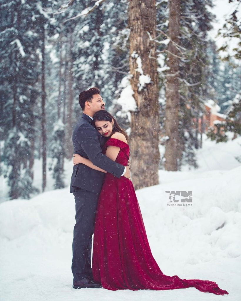 Those Stunning Aerial Photoshoots! Fabulous Pre-Wedding Shoot Ideas for Every Kind Of Couple!