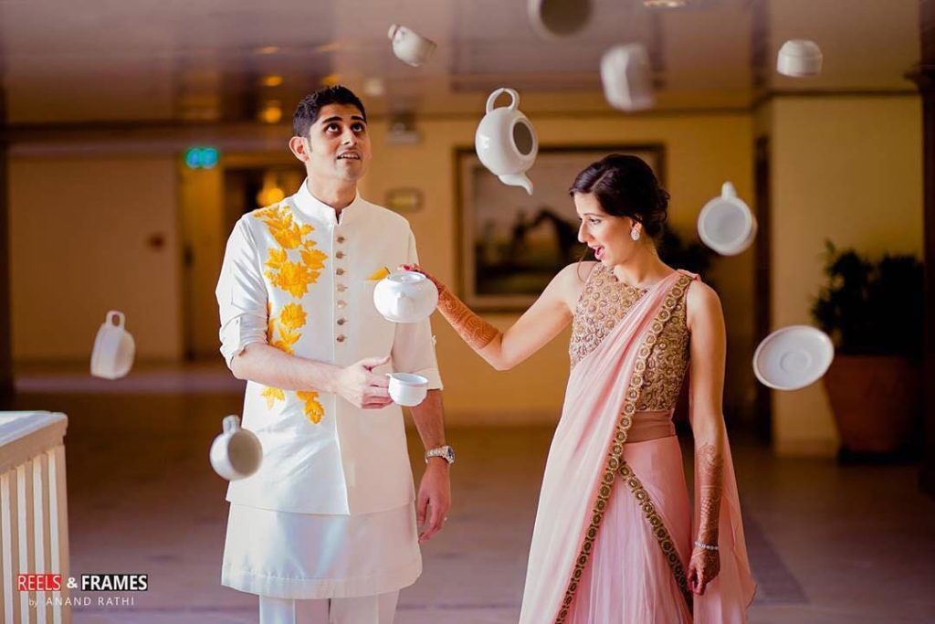 MagicallyTogether! Fabulous Pre-Wedding Shoot Ideas for Every Kind Of Couple!