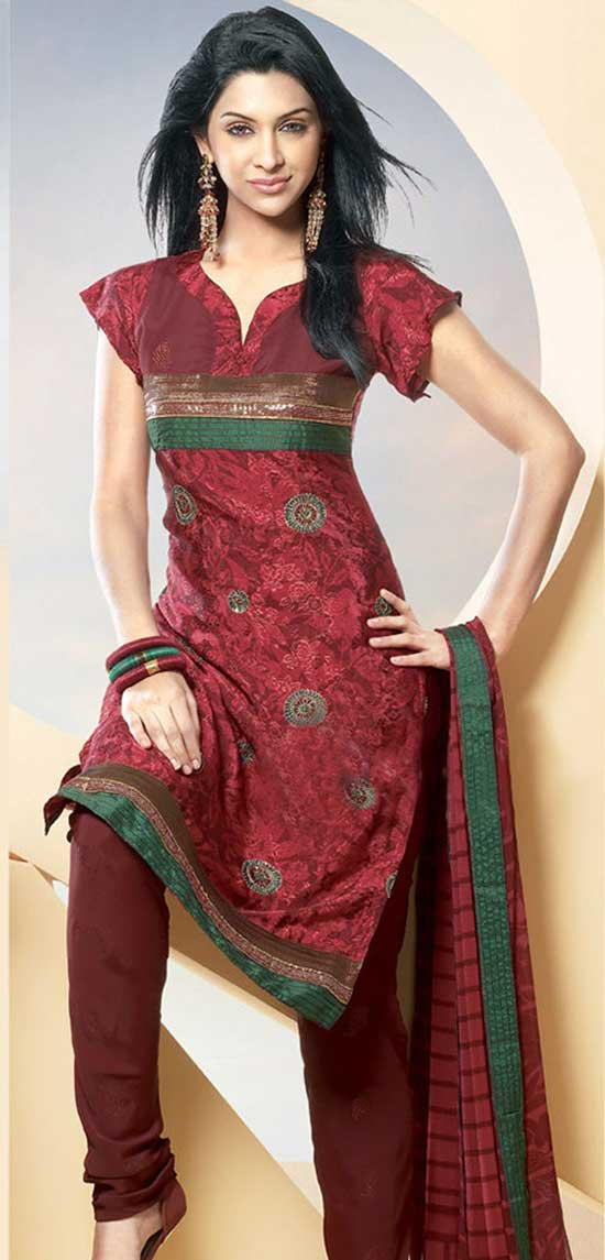 Cotton Salwar Neck Designs K4 Fashion