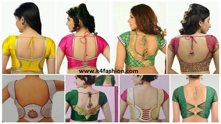 15 Best Types Of Blouse Designs Patterns For Every Woman