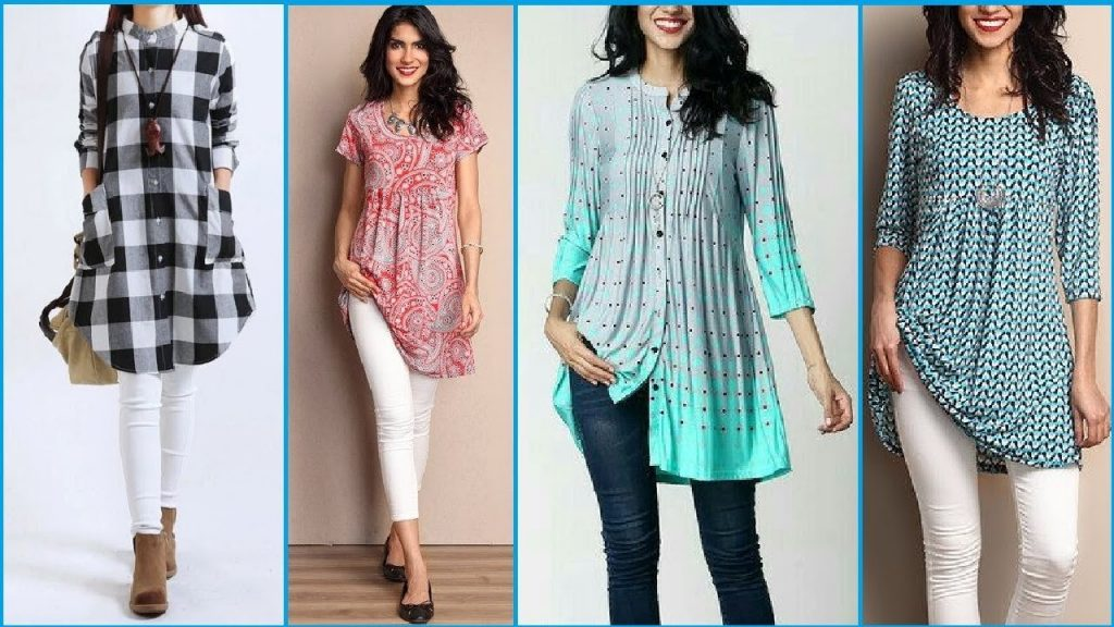Short Kurti With Jeans Office Wear Trends For Indian Women