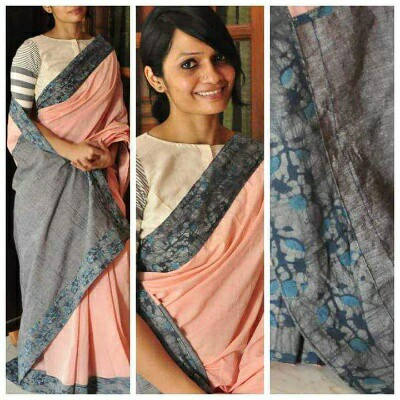 Elegance At Work! Means Cotton Saree Office Wear Trends For Indian Women