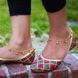 Anklets With A Short Dress/Jeans Trending Ways To Style Indian Jewellery With Western Outfits