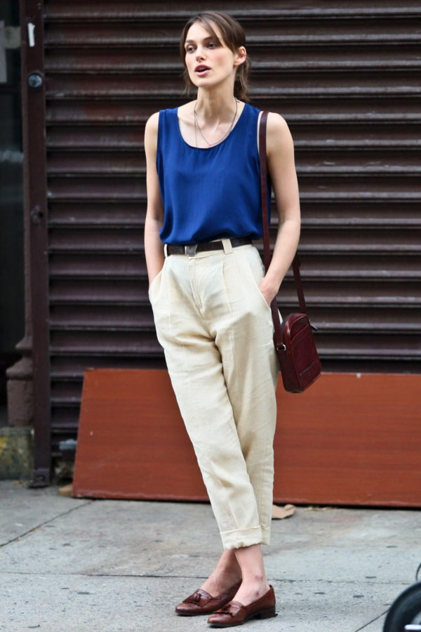 Formal Top With Trousers – Basics Are Must Office Wear Trends For Indian Women