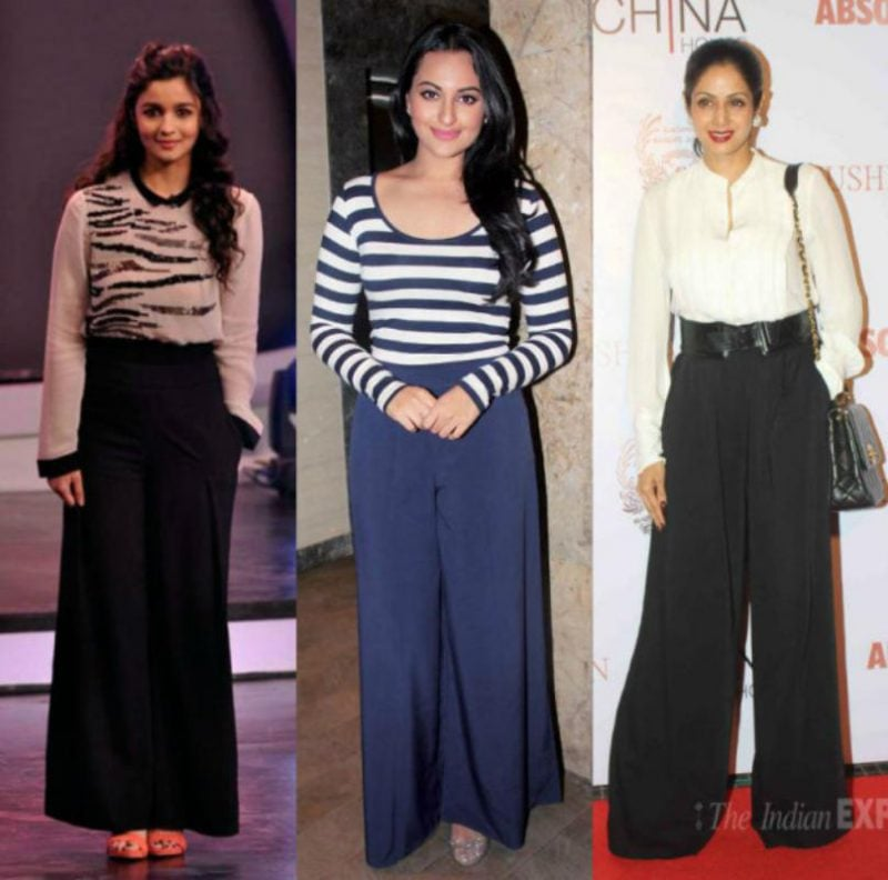 Beat The Summers With Palazzo Pants And Formal Tops Office Wear Trends For Indian Women