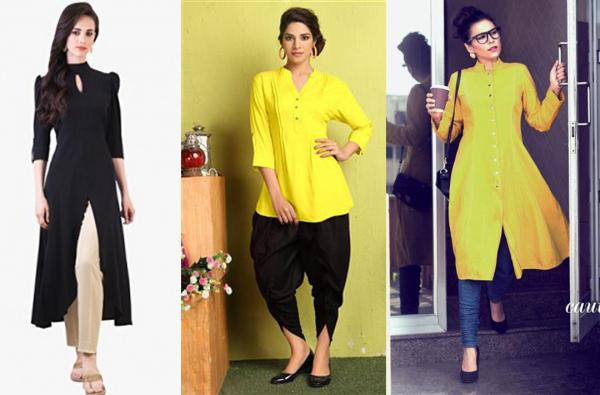 A Kurti And Legging – Big Relax For Summers Office Wear Trends For Indian Women