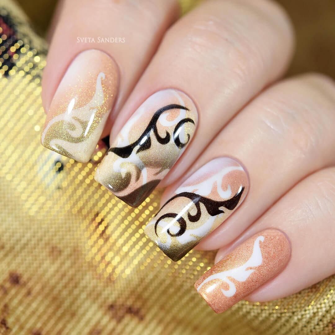 Amazing Nail Art Inspirations From Sveta Sanders
