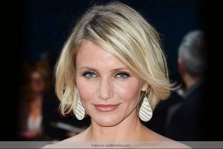 Stylish Looks with Short Hairstyles For Round Faces