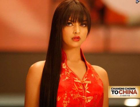 CHANDI CHOWK TO CHINA Deepika Padukone Hairstyles & Haircuts