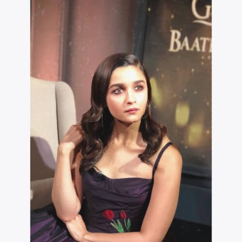 ALIA in classic OLD TIMES Hairstyle Super Attractive Hairstyles of Alia Bhatt  for Short/Medium/Long hair