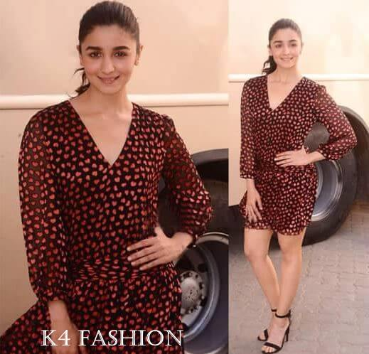 THE HOT CHIC Sizzling Outfits of Hot Alia Bhatt : Best Summer Looks During Promotional Events!
