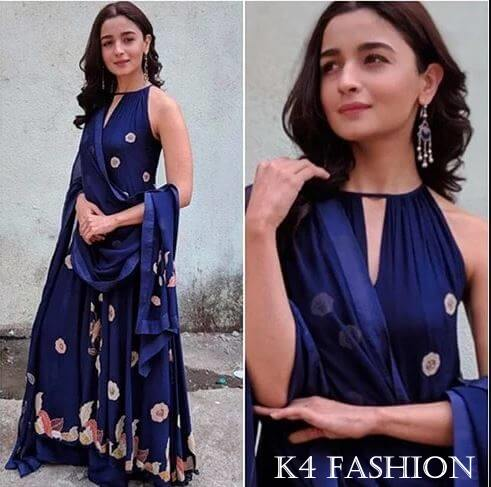 IN KOTWARA Sizzling Outfits of Hot Alia Bhatt : Best Summer Looks During Promotional Events!