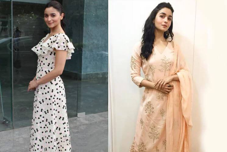 THE QUEEN OF SIMPLICITY Sizzling Outfits of Hot Alia Bhatt : Best Summer Looks During Promotional Events!