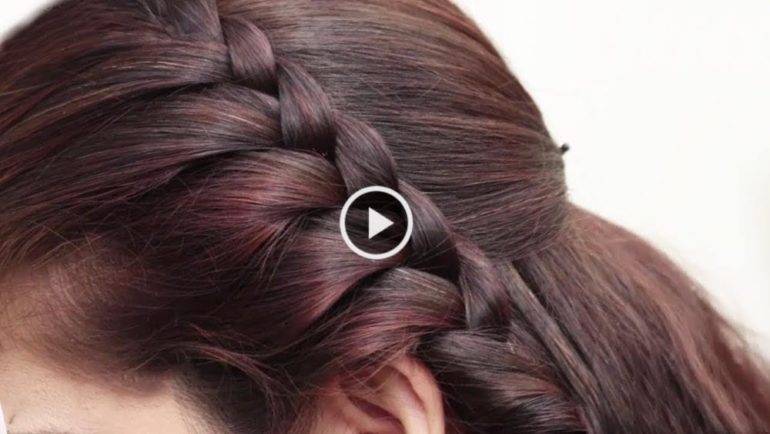 Incredibly Cute Braid Hairstyle for Every Occasion
