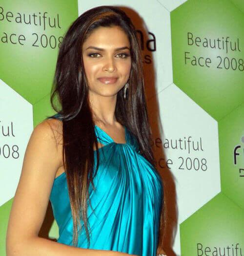 OPEN LOCKS Deepika Padukone Hairstyles & Haircuts