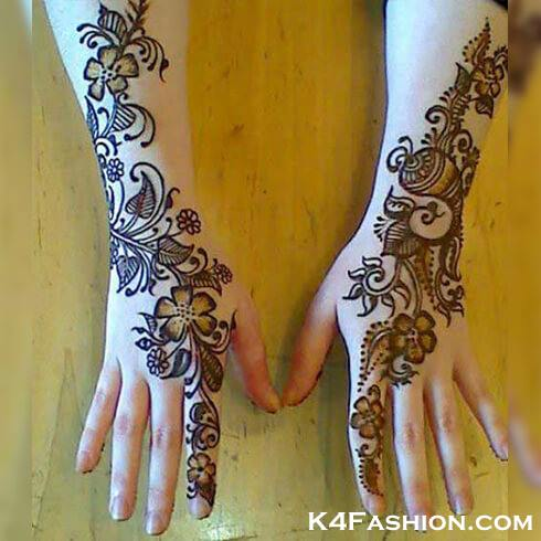 ARABIC DESIGN  Mehndi Designs For Your Special Look (Complete Package)