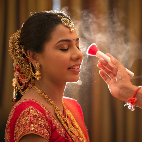 MULTIPLE SESSIONS Pre-Wedding Beauty & Fashion Tips For Indian Brides-To-Be