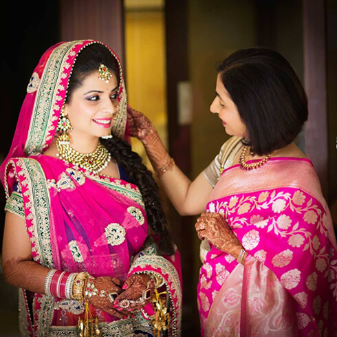 TEST MAKEUP IN BRIGHT LIGHT Pre-Wedding Beauty & Fashion Tips For Indian Brides-To-Be