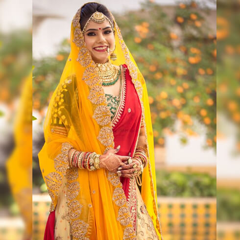GOLDEN TONED CONCEALERS ARE THE DEAL Pre-Wedding Beauty & Fashion Tips For Indian Brides-To-Be