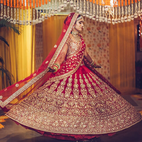 DON'T OVERDO - Fashion Tips For Indian Brides Pre-Wedding Beauty & Fashion Tips For Indian Brides-To-Be