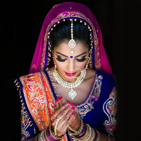 SAY NO TO EDGES Pre-Wedding Beauty & Fashion Tips For Indian Brides-To-Be