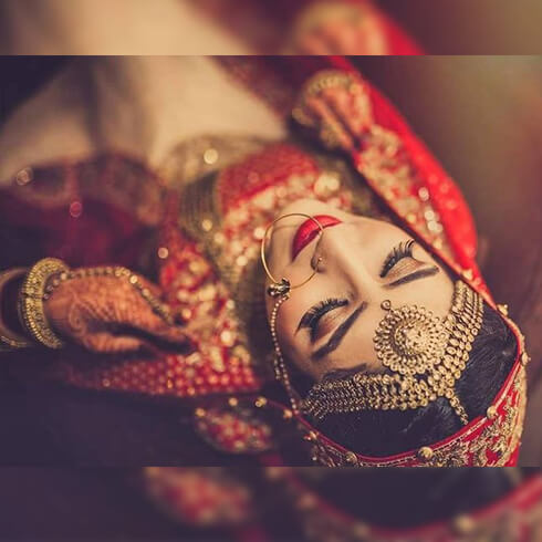 GOLD BASED FOUNDATION Pre-Wedding Beauty & Fashion Tips For Indian Brides-To-Be