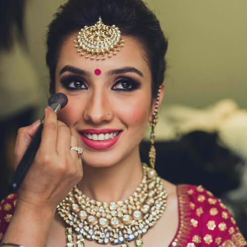 CREAM BLUSH IS THE SAVIOUR FOR DRY SKIN Pre-Wedding Beauty & Fashion Tips For Indian Brides-To-Be