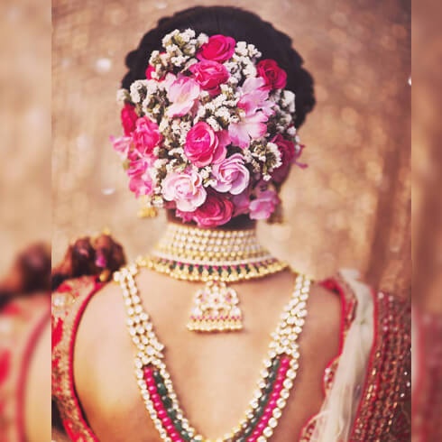 PERFECT HAIRSTYLE -Fashion Tips For Indian Brides Pre-Wedding Beauty & Fashion Tips For Indian Brides-To-Be