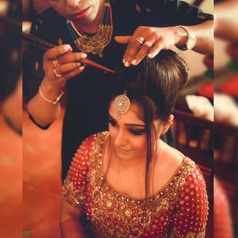 MAKEUP SHOULD MATCH Pre-Wedding Beauty & Fashion Tips For Indian Brides-To-Be