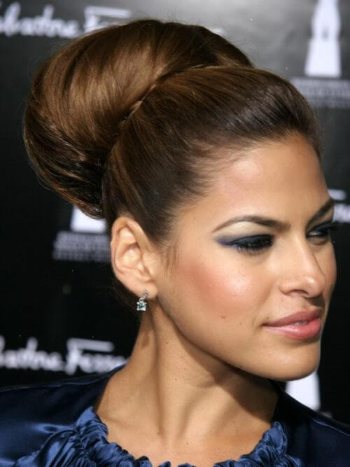 REGAL BUN Lovely & Easy Hair Bun Styles Long Hair Inspired From Celebrities