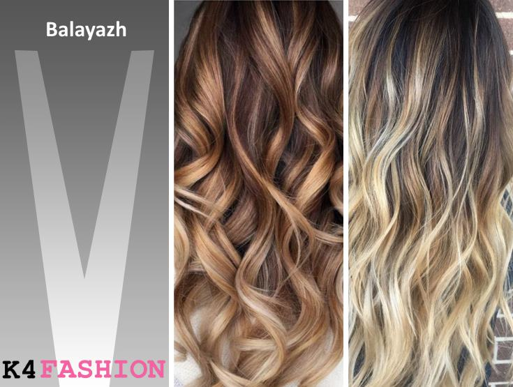 Balayazh Shatush, Ombre and Balayage - What's The Difference