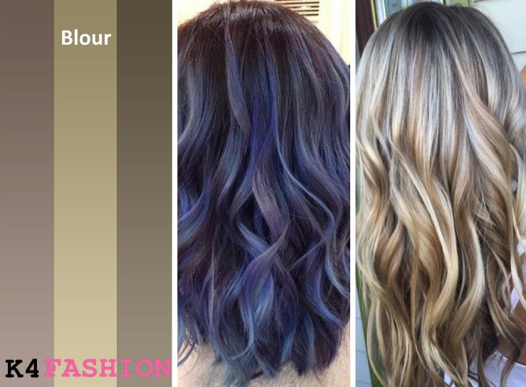 Blour Shatush, Ombre and Balayage - What's The Difference