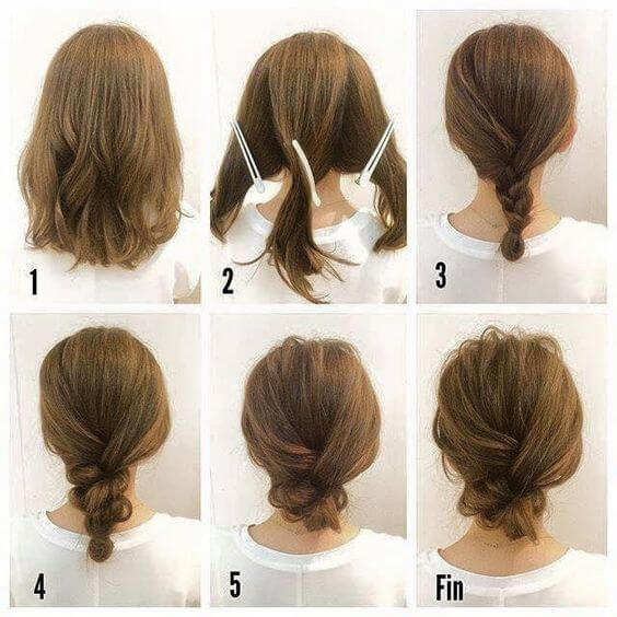 easy greek hairstyles for curly hairs Step by step tutorial