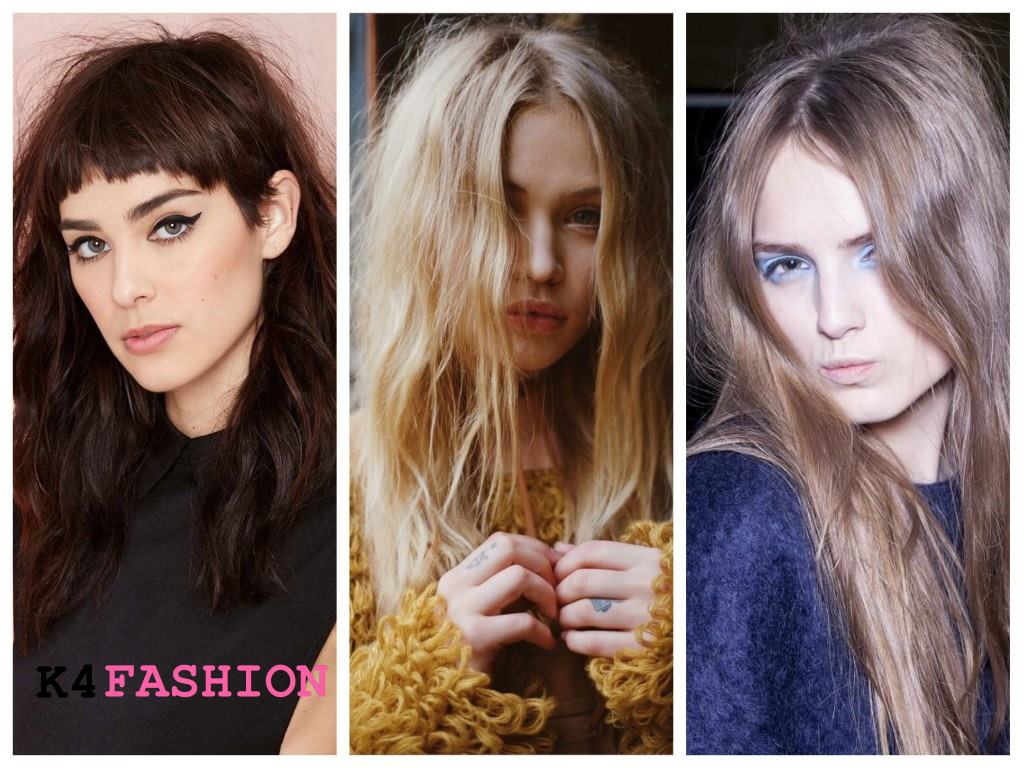 Creative Chaos Fashionable Hairstyles For This Year