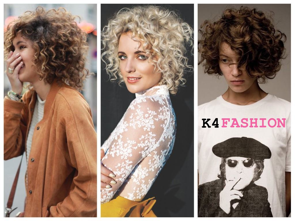 Hair Curls Fashionable Hairstyles For This Year
