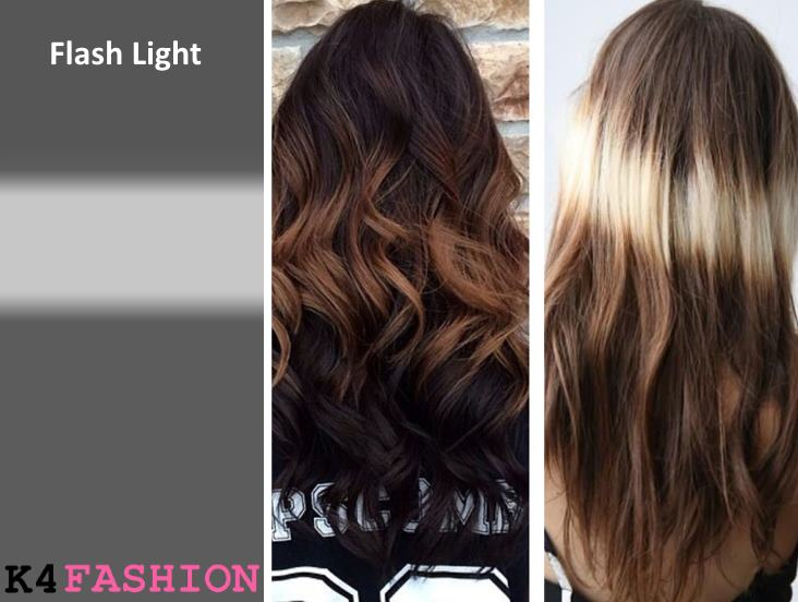 Flash LightHair Color Shatush, Ombre and Balayage - What's The Difference