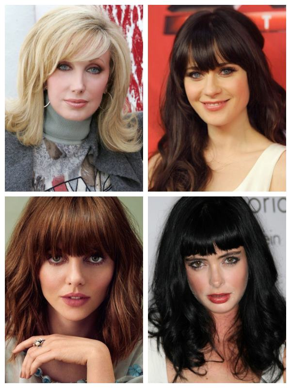 Rectangular Choose The Right Haircut & Hairstyle For Your Face Shape