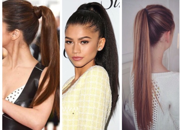 High tail Adorable Ponytail Hairstyles To Try This Summer