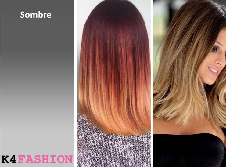 SombreHair Color Shatush, Ombre and Balayage - What's The Difference