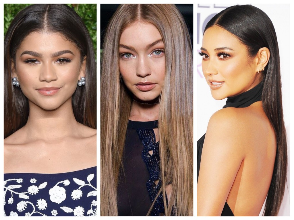 Straight Hairstyle Fashionable Hairstyles For This Year