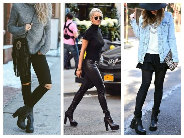 Ankle Boots How To Wear Platform Shoes: Your Personal Style Guide