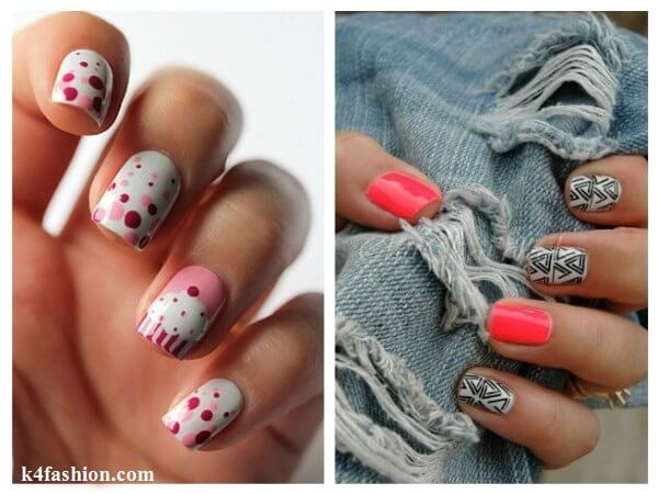 Artistic Design Nail Art Designs